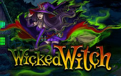 Wicked Witch สล็อตแม่มด